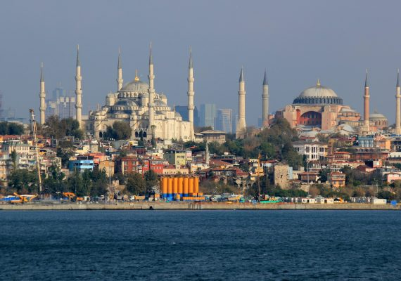 Istanbul up 9 places in financial centers ranking