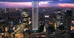 İstanbul tower 205 project