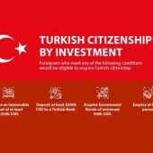Turkish Citizenship by Investment in 2019