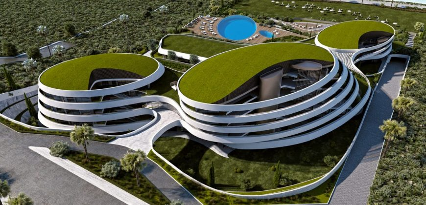 مشروع  Folkart Hills Çeşme