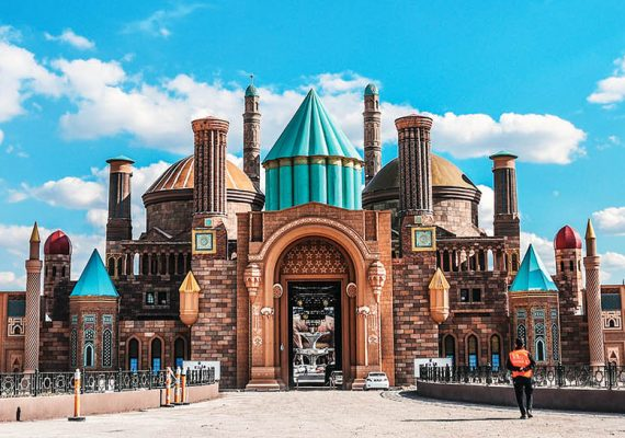 Europe's biggest theme park to open in Turkey