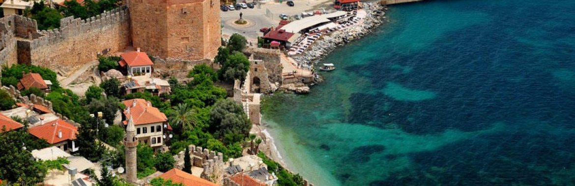 Alanya: Under the spring sun