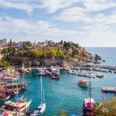 أنطاليا التركية تستعد لتكون عاصمة السياحة الأوروبية