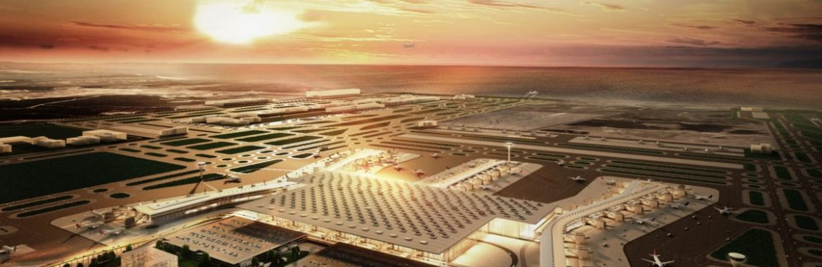 Cargo giants applied for spots at new Istanbul airport: Minister