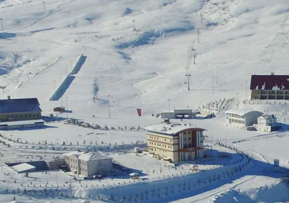 Yıldız Mountain Ski Resort becoming new haunt for sportsmen