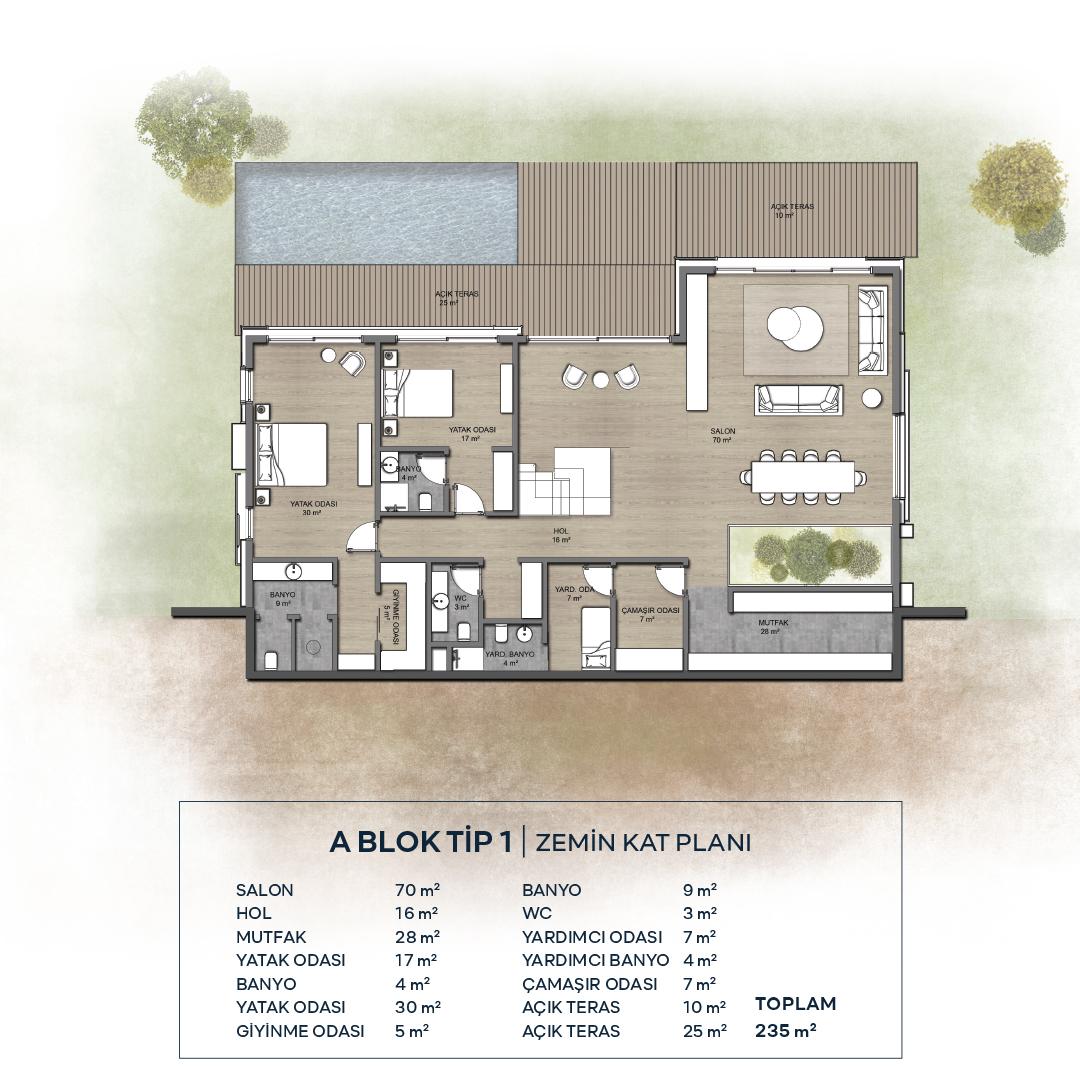 Küçükbük Evleri